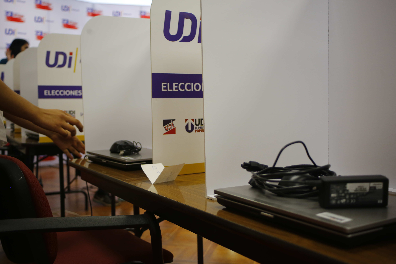 Elecciones UDI