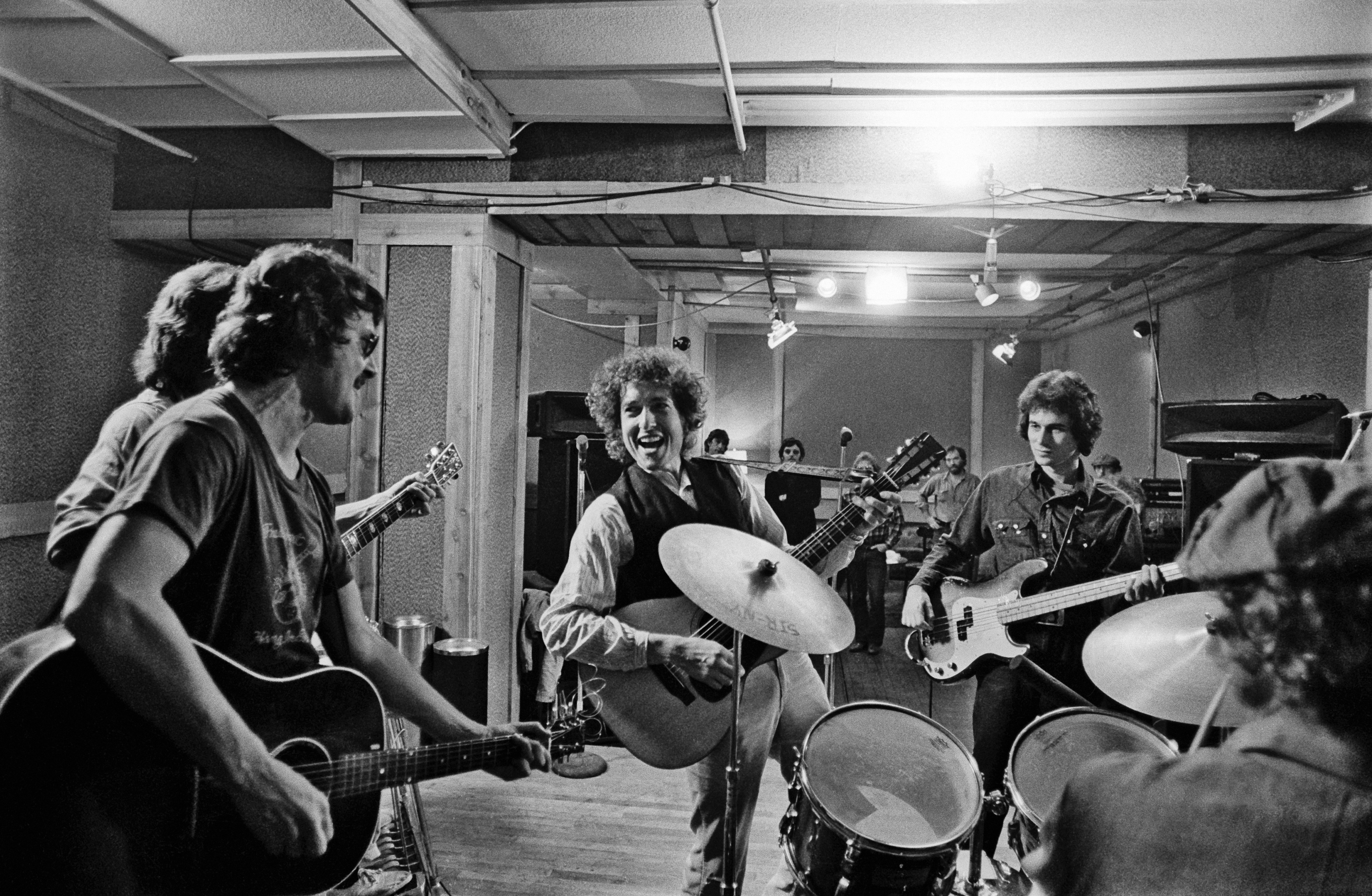 documental dylan ROLLING THUNDER © Estate of Ken Regan/Ormond Yard Press
