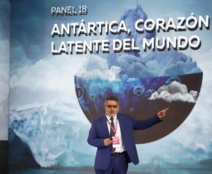congreso Futuro Marcelo Leppe Cambio Climático