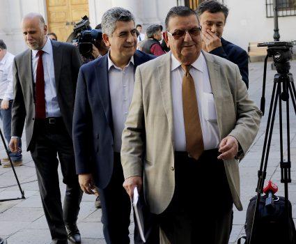 Senador Quinteros Jibia Ley