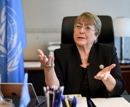 Bachelet Alta Comisionada