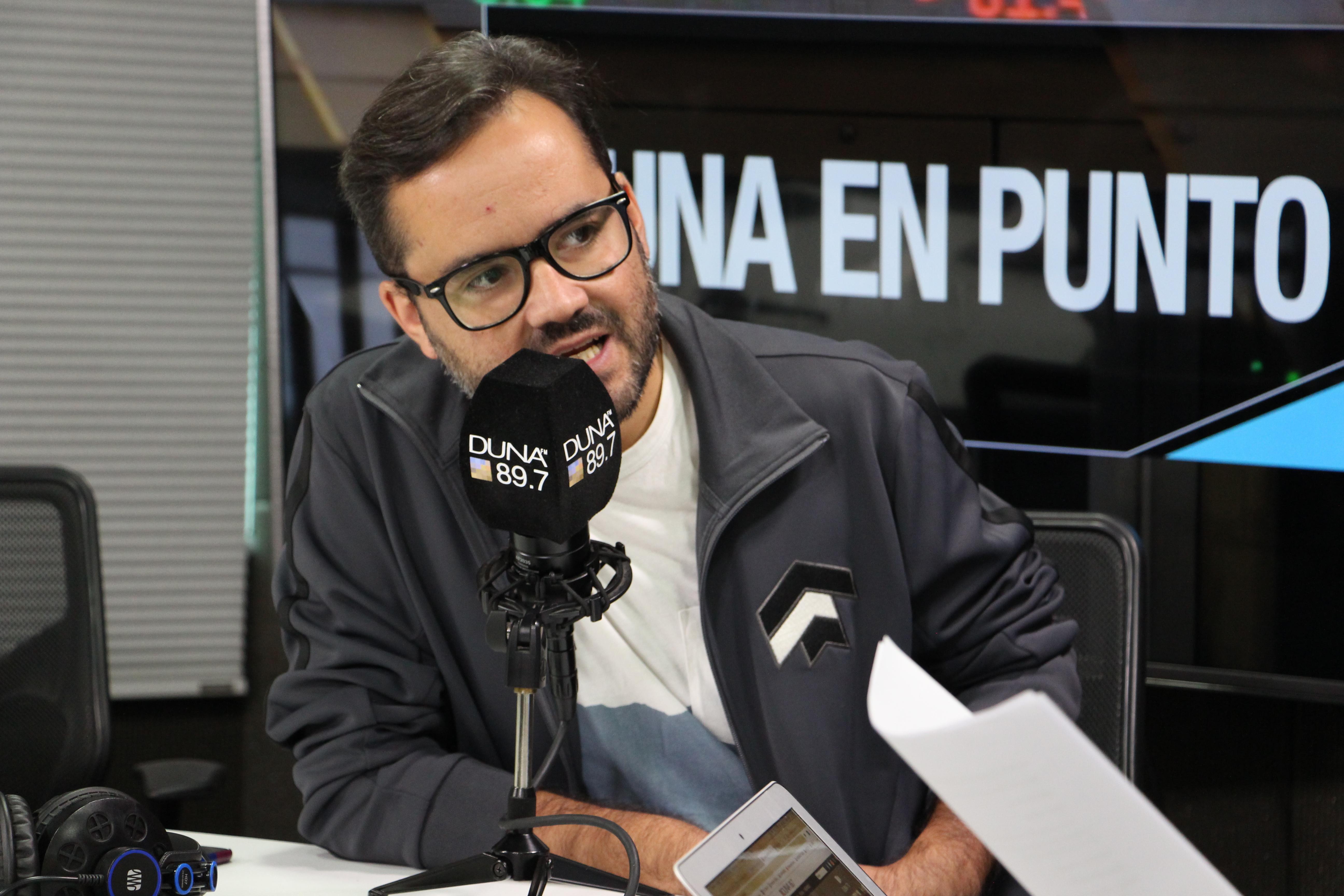 Presidente ejecutivo de Fundación iguales, Juan Enrique Pi