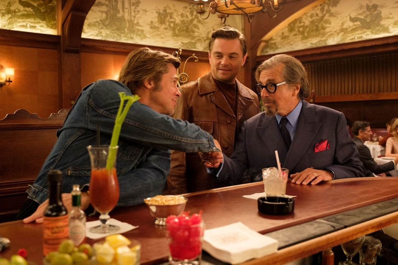 Tarantino Foto: Andrew Cooper | Sony Pictures.