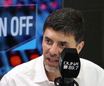 Marcelo Díaz, por acusación constitucional