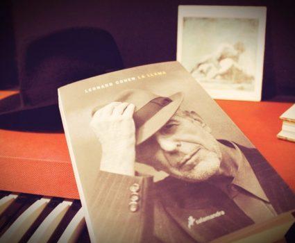 Libro Leonard Cohen