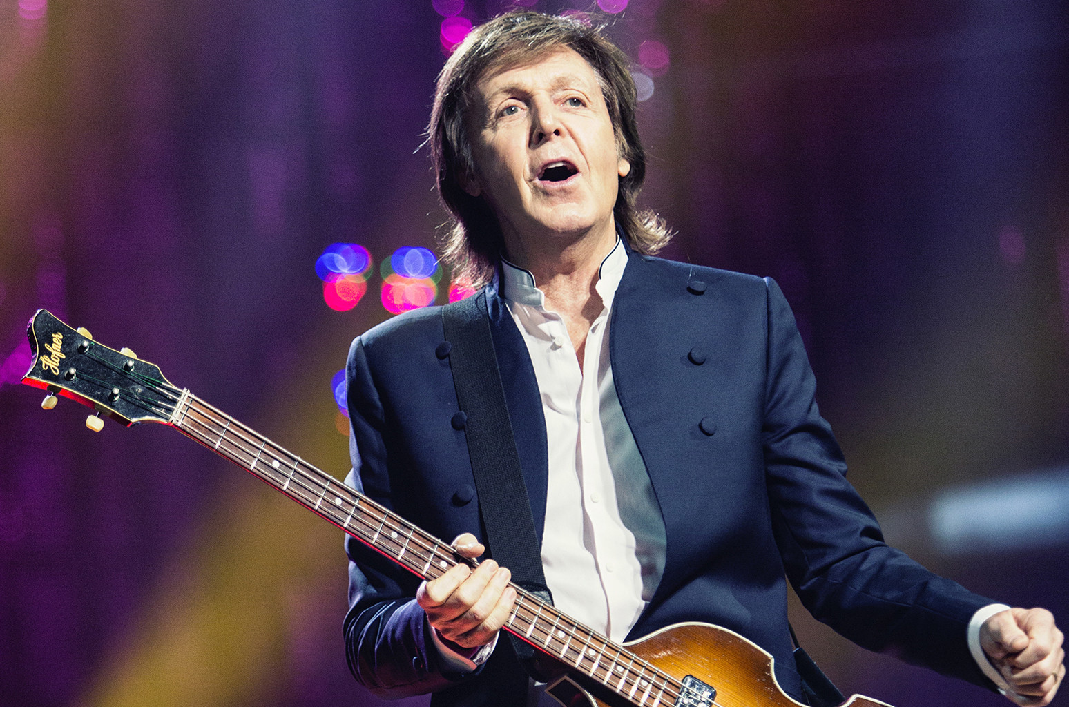 Paul McCartney Out There tour 2015