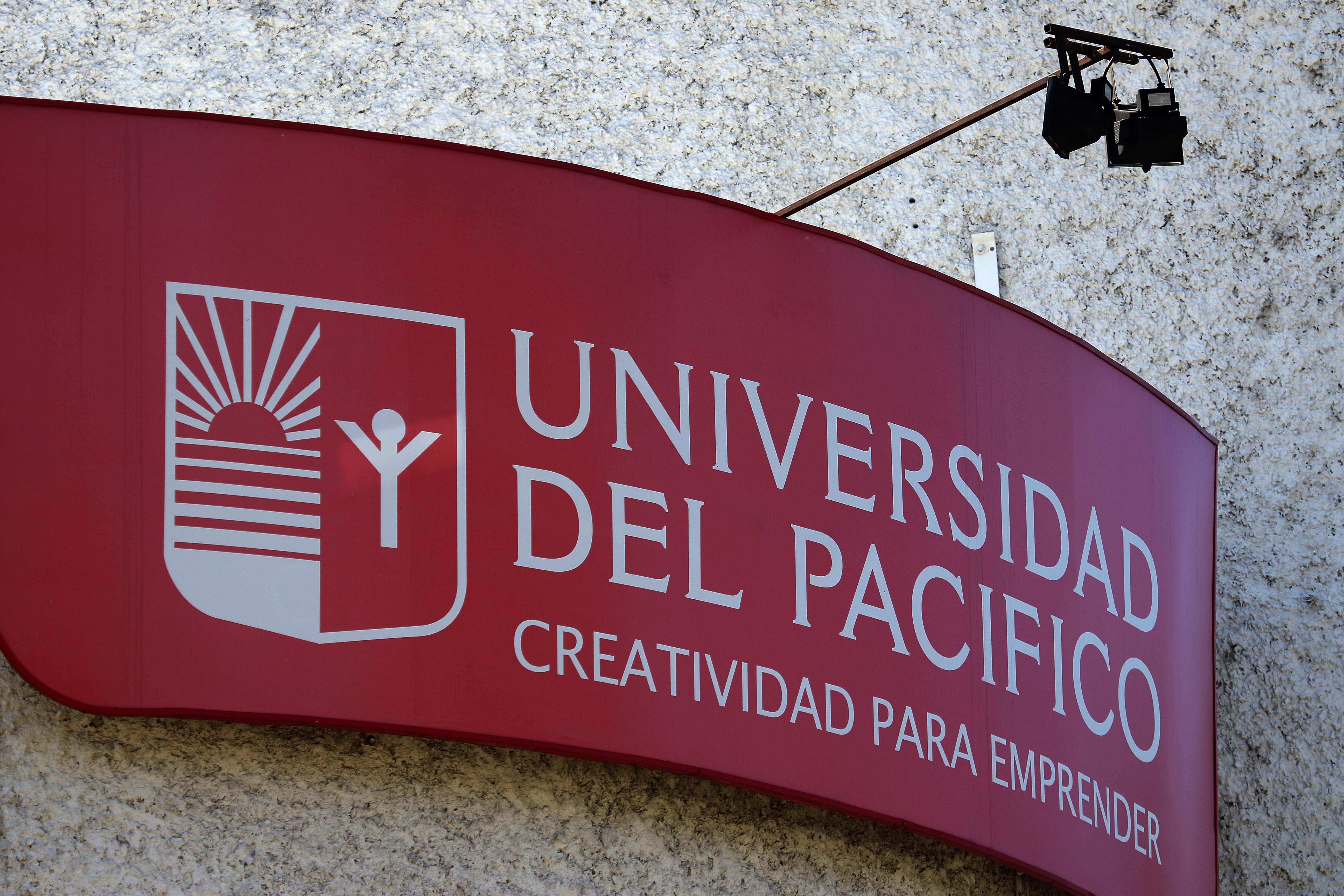 Universidad Del Pacifico cierre