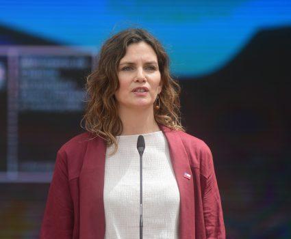 Carolina Torrealba, subsecretaria de Ciencia y Tecnología