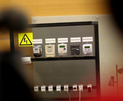 medidores electricos