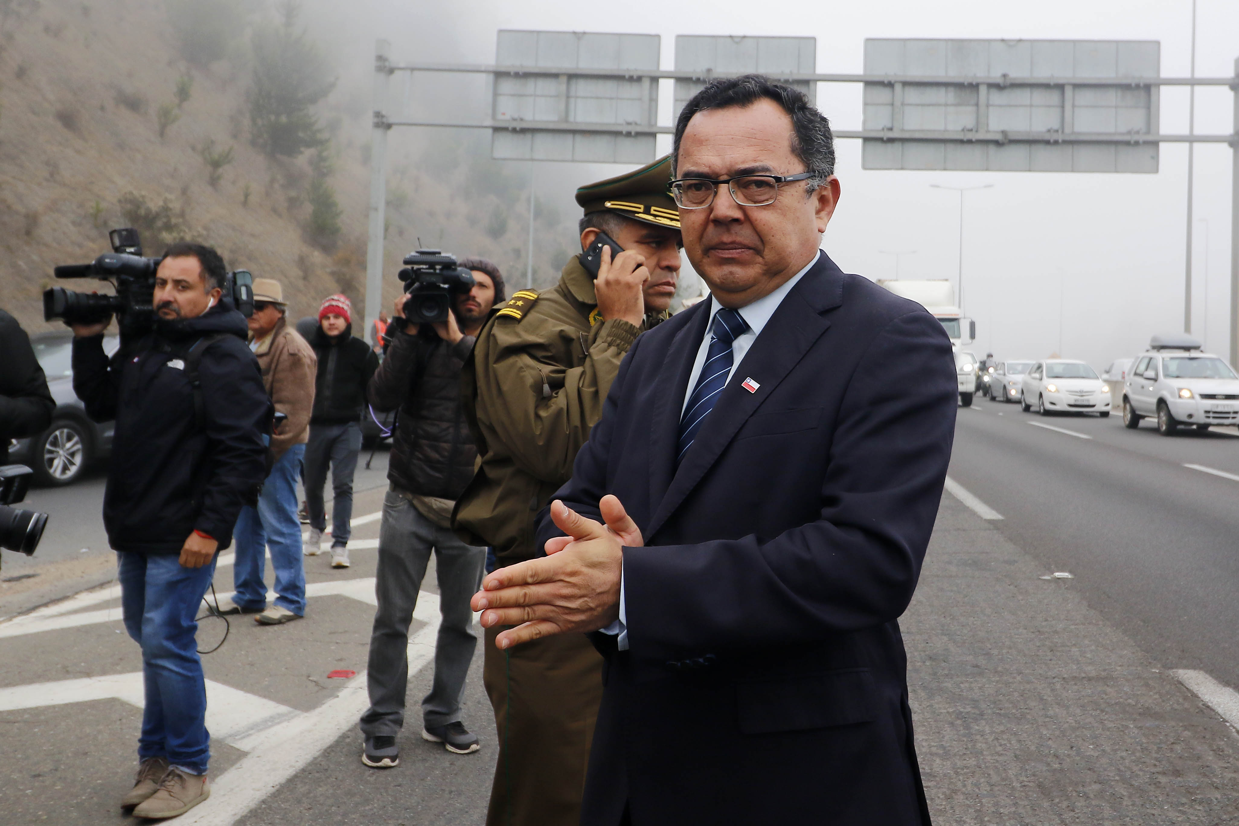 Intendente de Valparaíso, Jorge Martínez