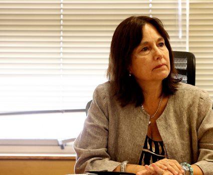 Carmen Castillo, ex ministra de Salud, por Fonasa Plus