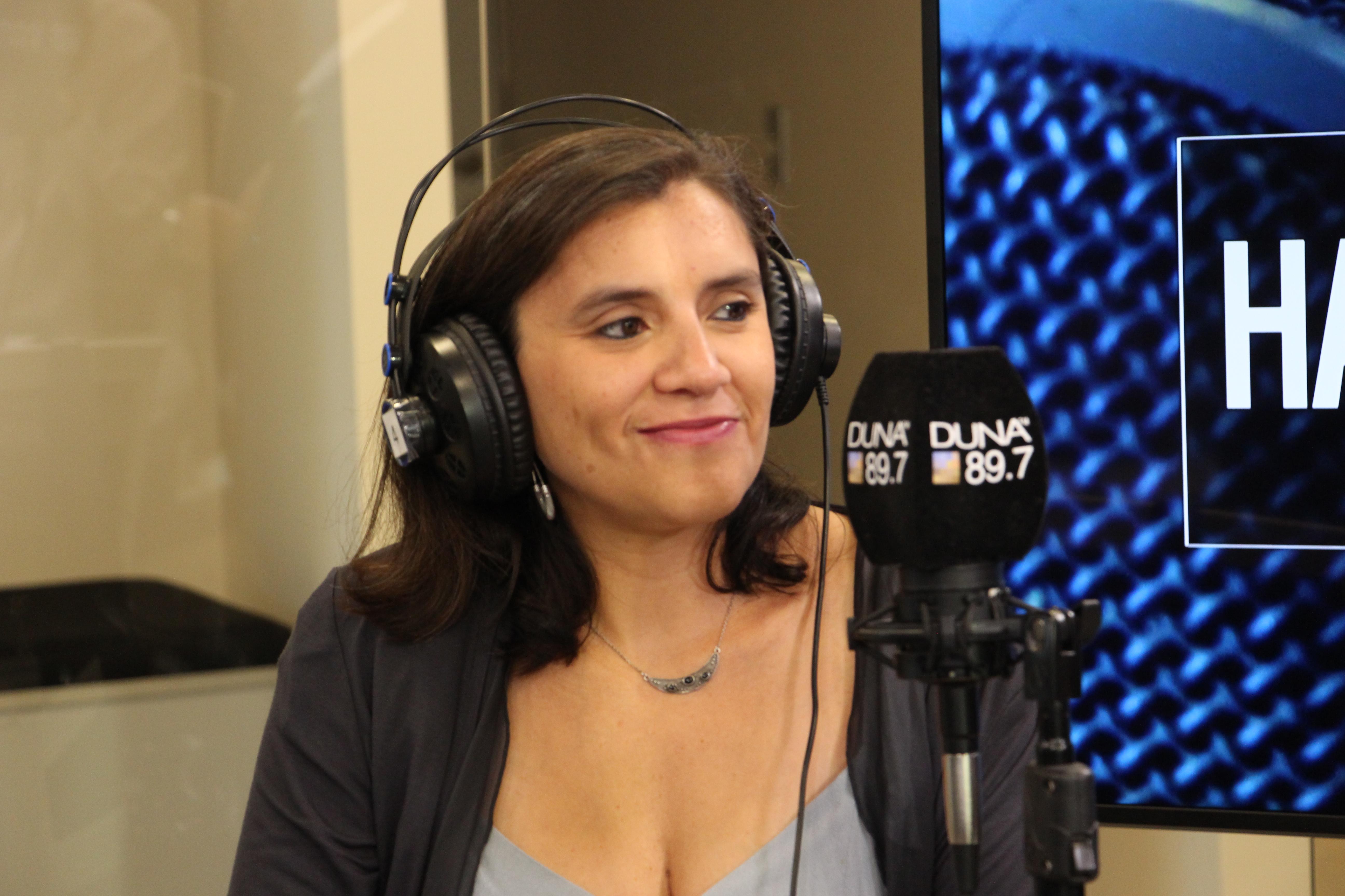 Directora de Estudios de Comunidad Mujer