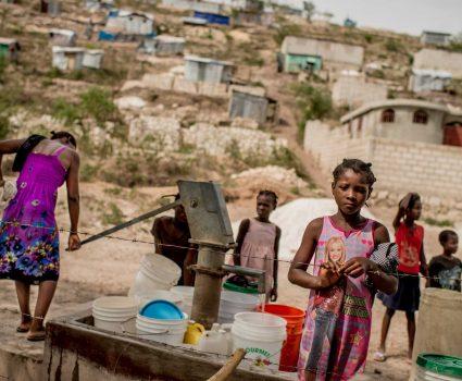 ataque haití foto america solidaria