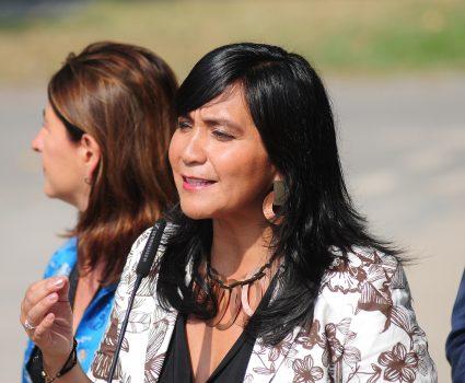 Paola Tapia por alza de Metro y Trasantiago
