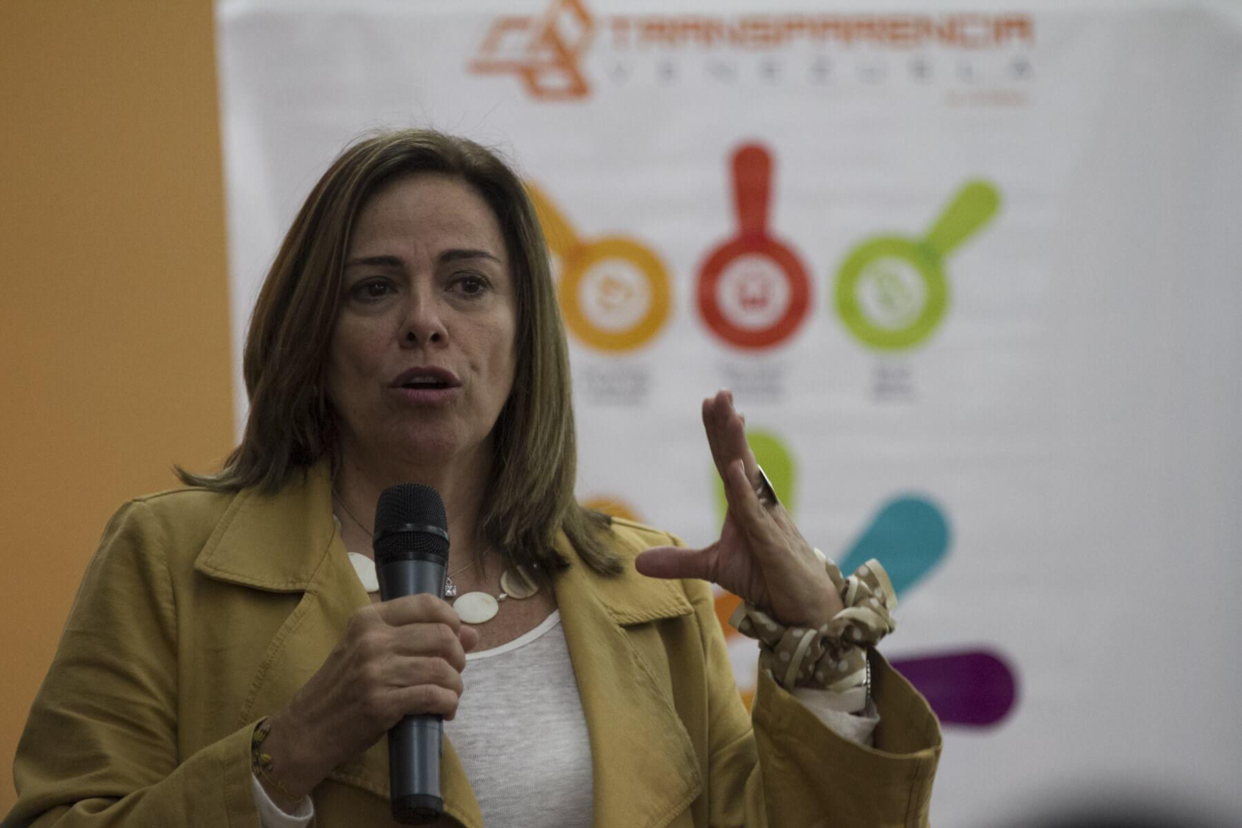 Mercedes de Freitas por Venezuela