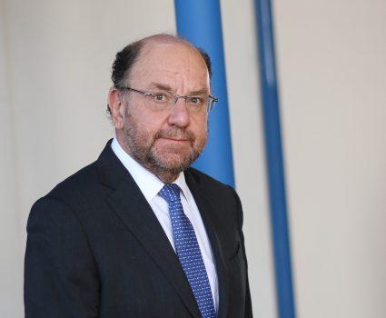 ministro Alfredo Moreno