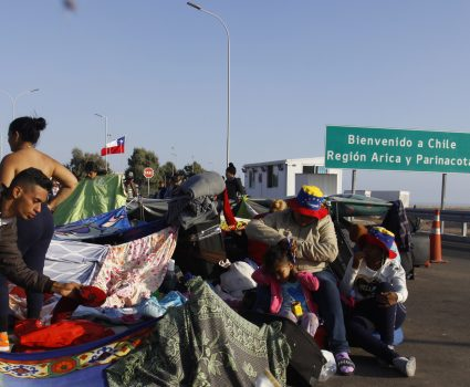 Venezolanos Chacalluta