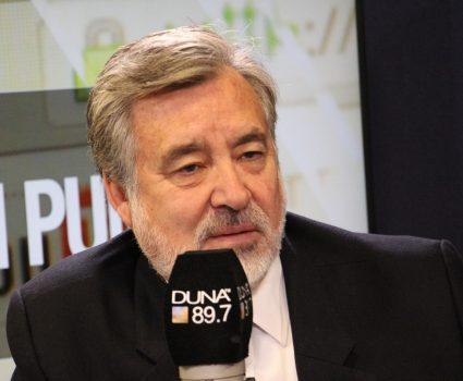 Alejandro Guillier, senador