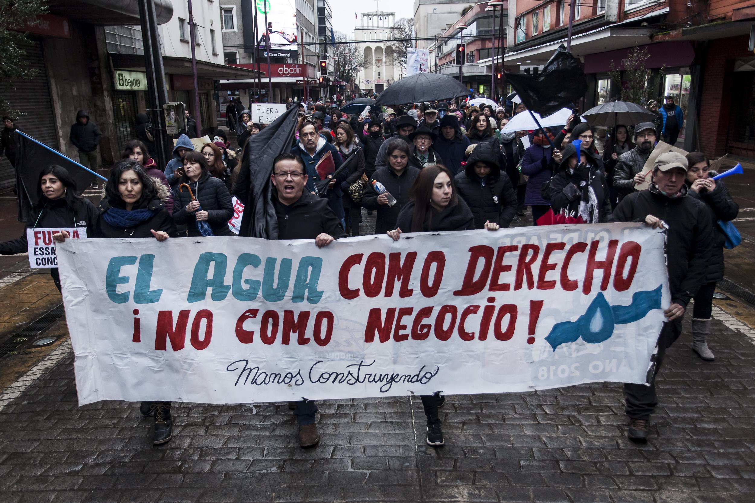 Osorno marcha