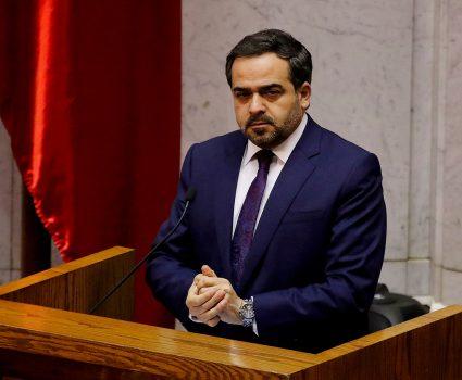 Presidente del Senado Jaime Quintana