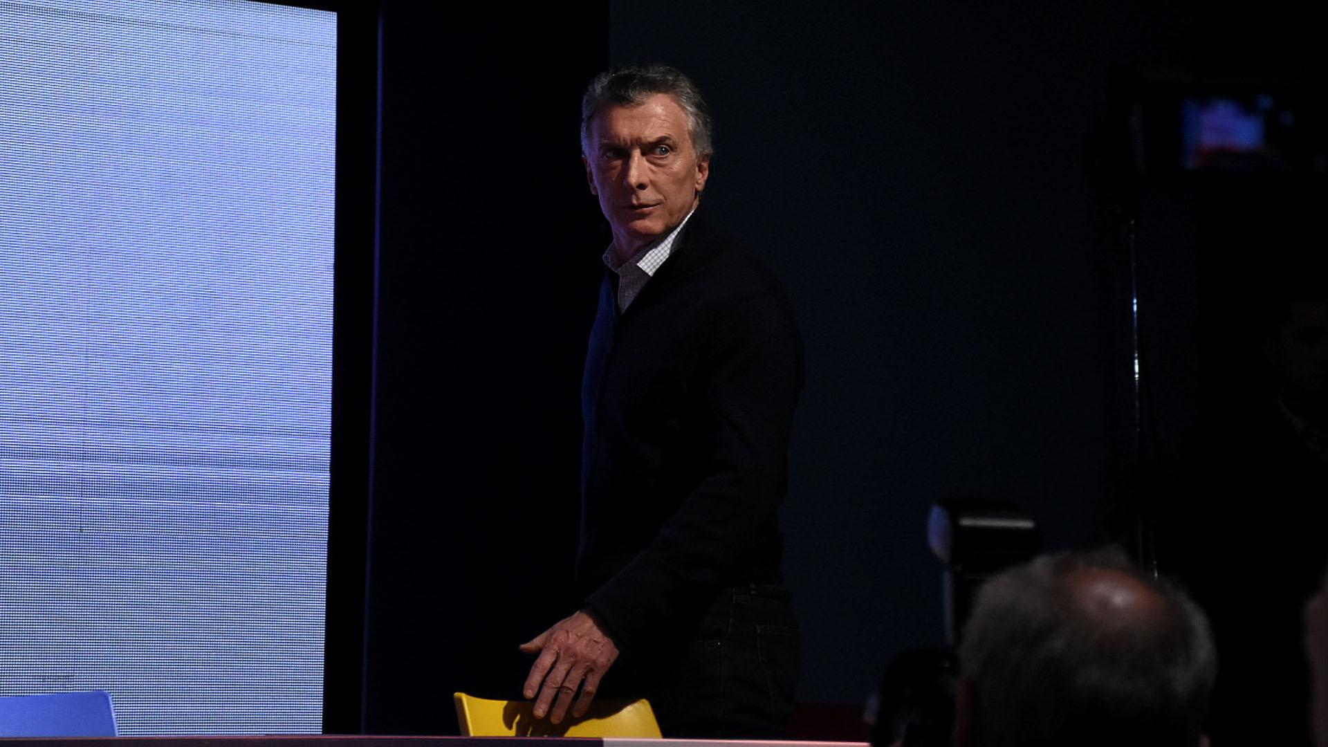 Macri conferencia