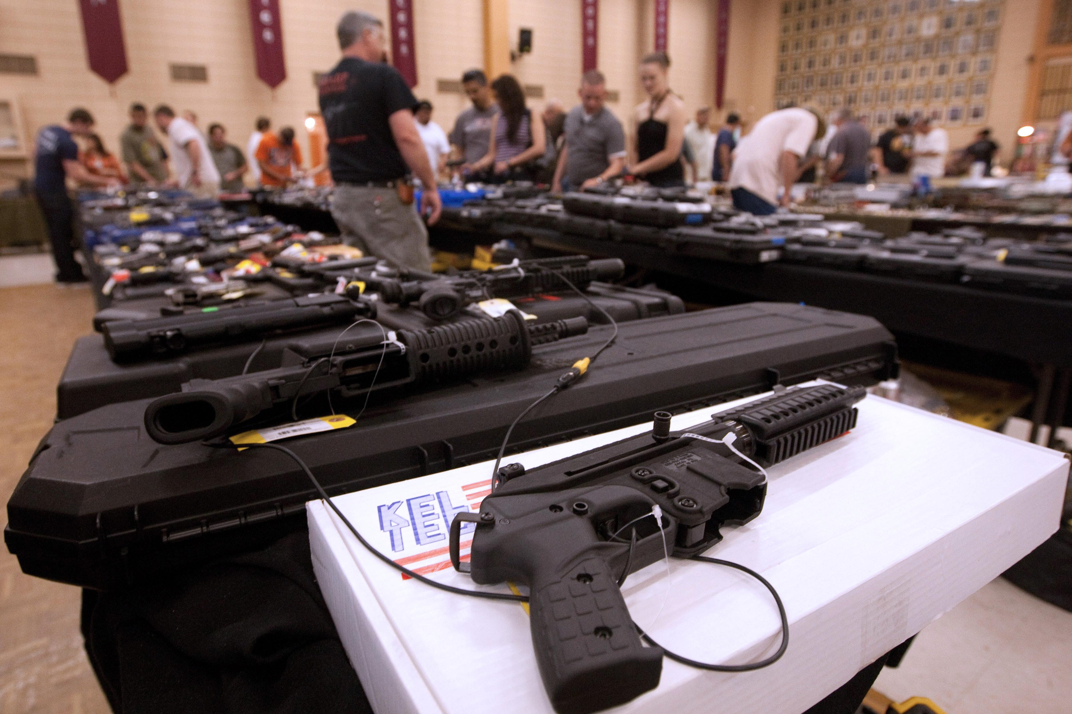 Armas EE.UU.