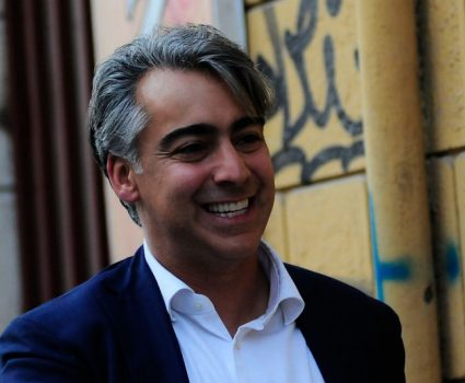 Marco Enríquez.Ominami
