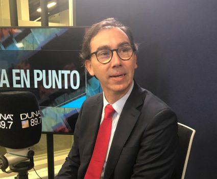 Raúl Figueroa, subsecretario de educación