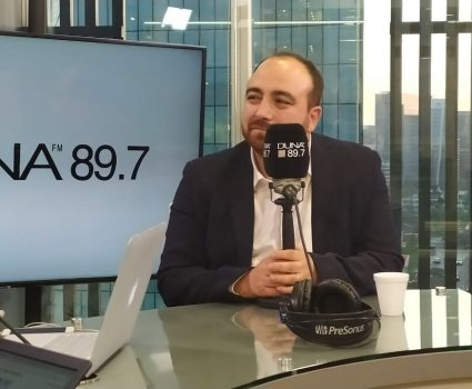 Fuad Chahín comenta reintegración tributaria