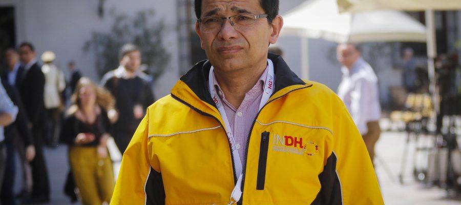 Presidente del INDH