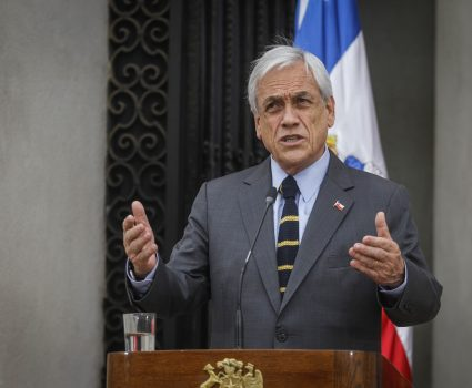 Sebastián Piñera por COP25