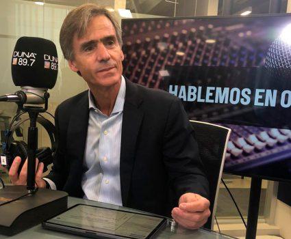 José Ramón Valente y retiro del 10%
