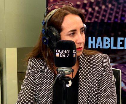 Subsecretaria de DD.HH. , Lorena Recabarren