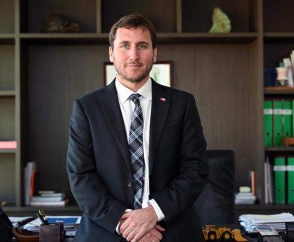 Pablo Terrazas, vicepresidente de Corfo
