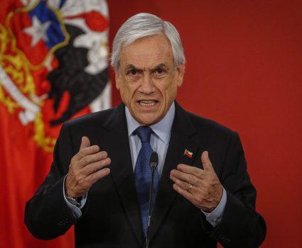Piñera acusación constitucional