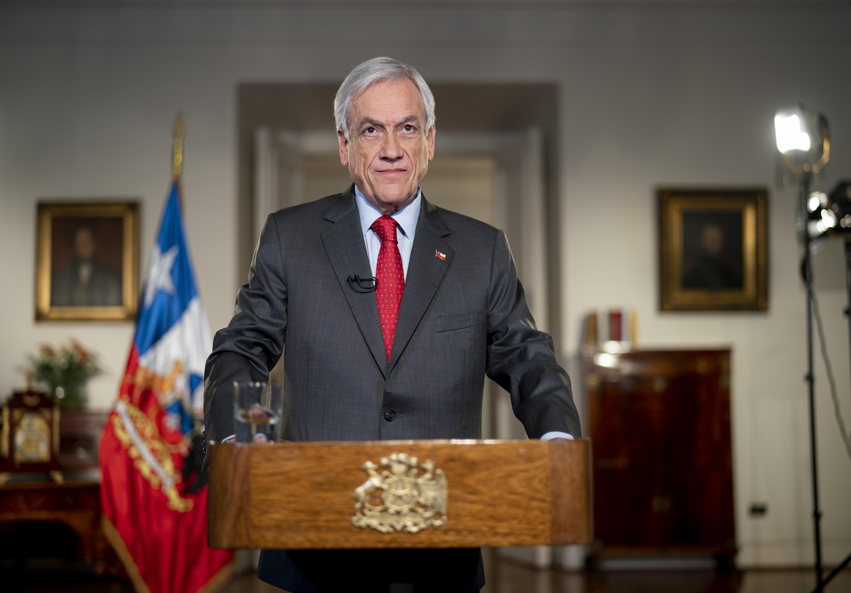 Sebastián Piñera, reforma previsional