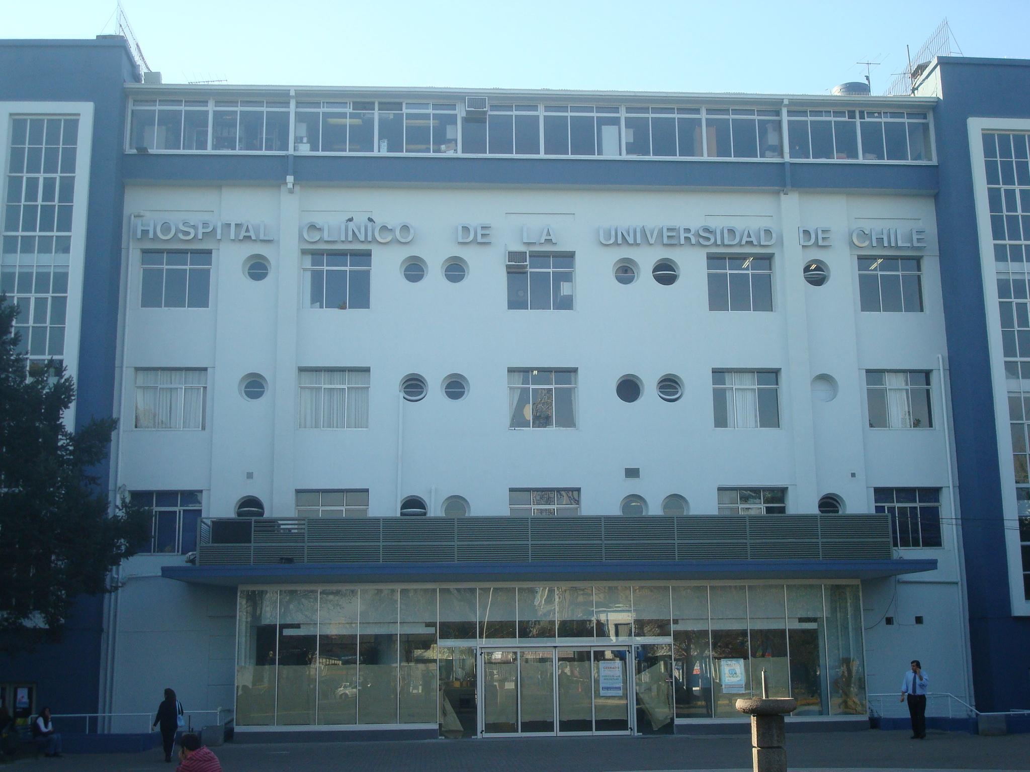 Hospital Universidad de Chile