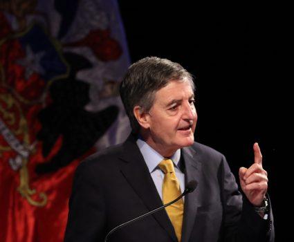 Manuel Melero presidente de la Cámara Nacional de Comercio