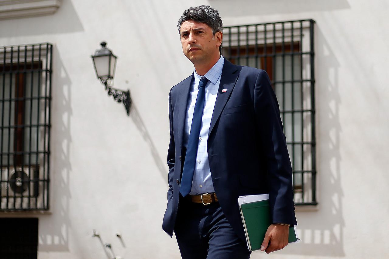 Andrés Couve, ministro de ciencia