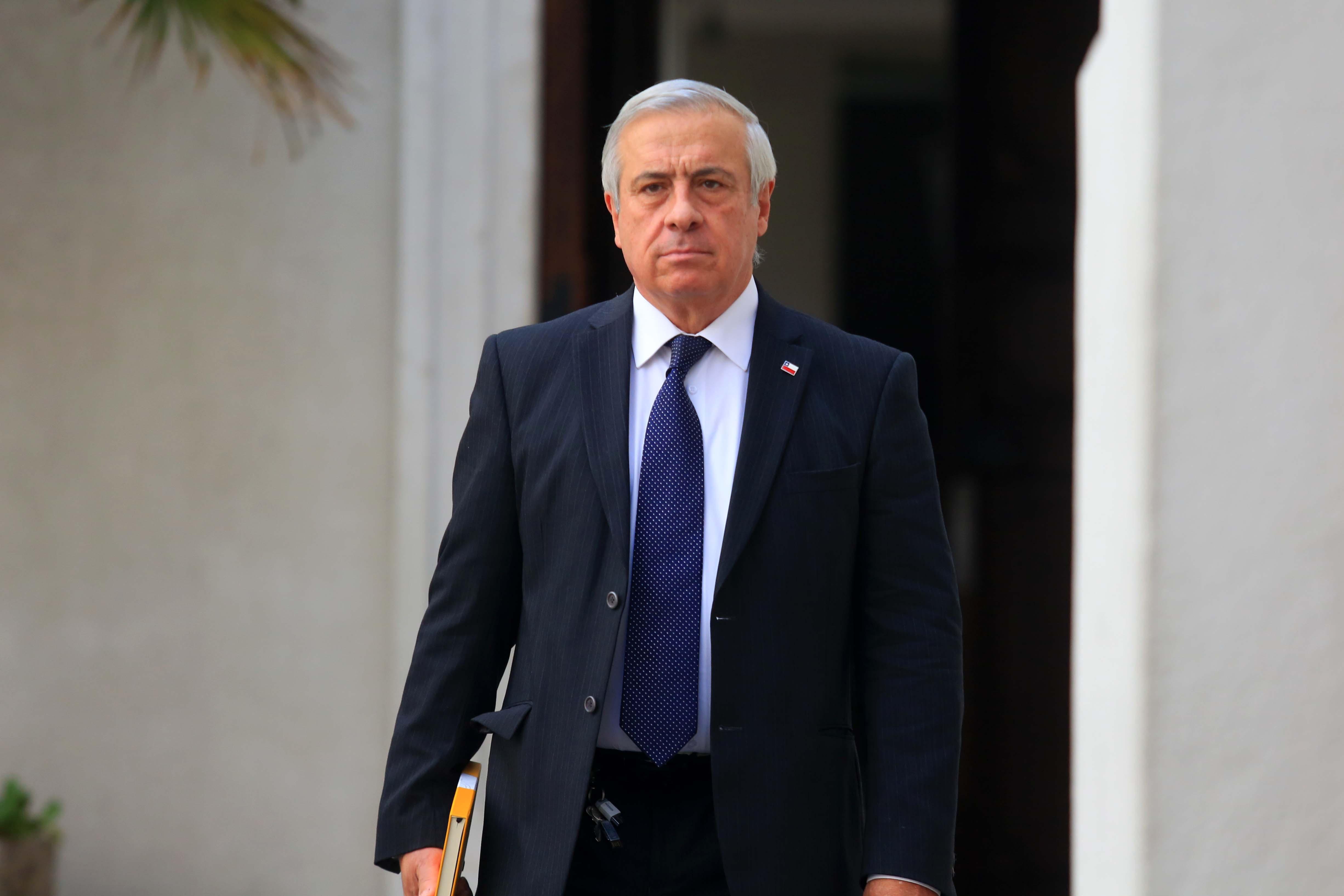 Ministro de Salud, Jaime Mañalich (Minsal)
