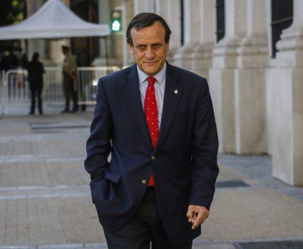 Ignacio Sánchez, rector de la Universidad Católica