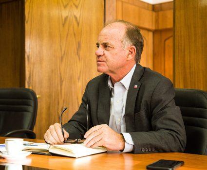 Antonio Walker,ministro de Agricultura