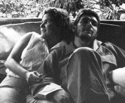 Aleida y el Che