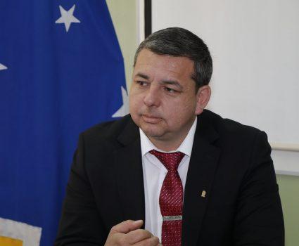 Alcalde de Cabo de Hornos, Patricio Fernández