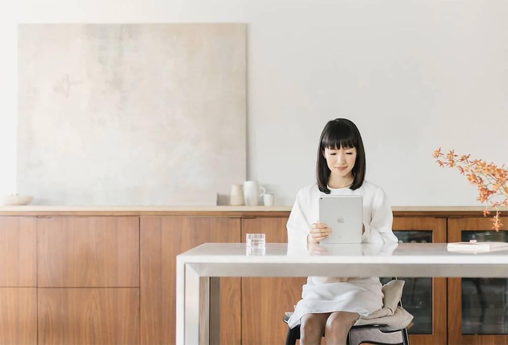 Marie Kondo y la organización de espacios para Home Office