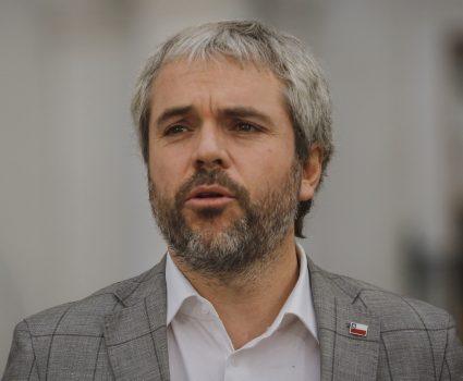 Ministro del Interior, Gonzalo Blumel