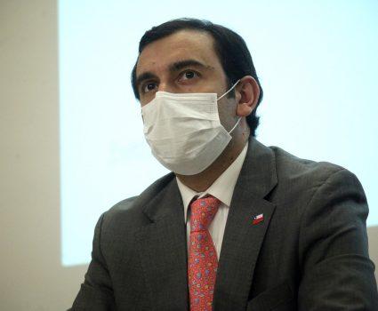 Fernando Arab, subsecretario del Trabajo