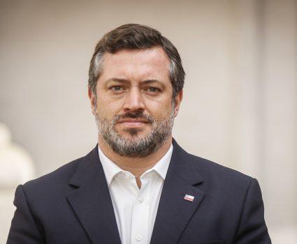 Ministro Sebastián Sichel