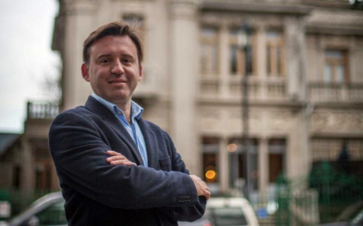 Claudio Radonich, alcalde de Punta Arenas