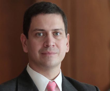 Pablo Correa, vicepresidente de Banco Estado